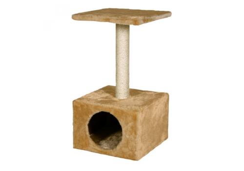 Дом-когтеточка Karlie Amethyst для кошек, коричневый