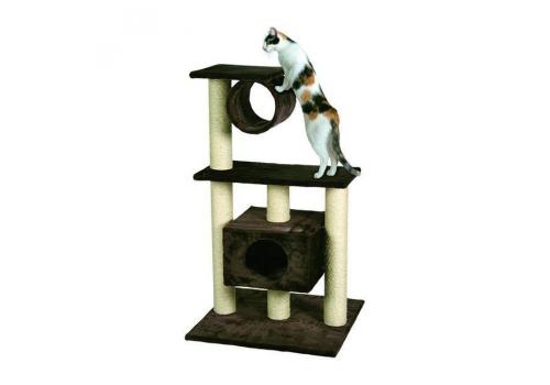 Игровой комплекс для кошек Karlie Leontine, коричневый