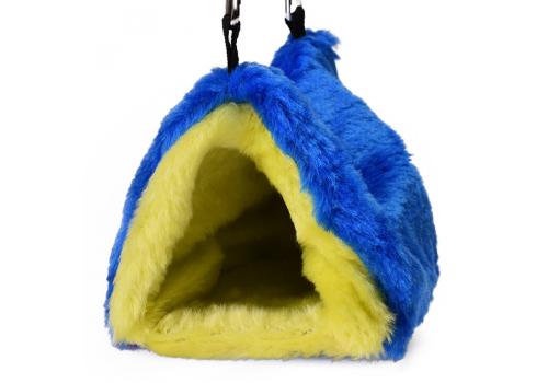Домик для грызунов Nobby Палатка, подвесной, текстиль