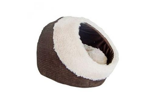 Домик для кошки Fauna International Thais Brown