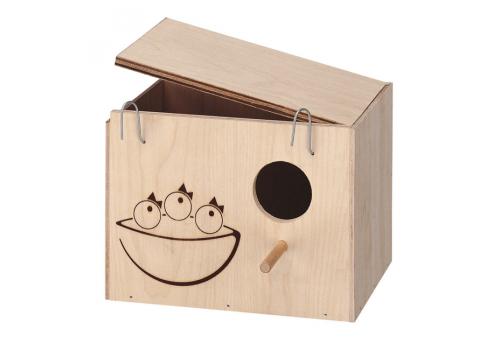 Домик-гнездо Ferplast Nido Medium для птиц наружный