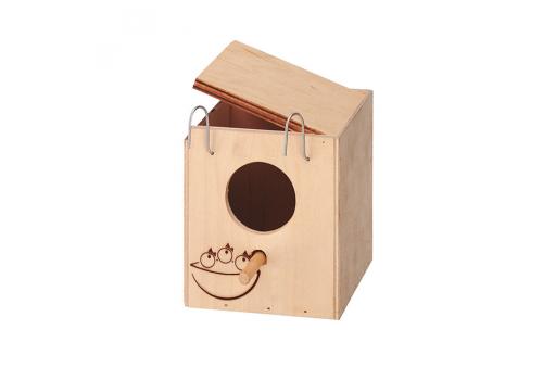 Домик-гнездо Ferplast Nido Mini для птиц наружный
