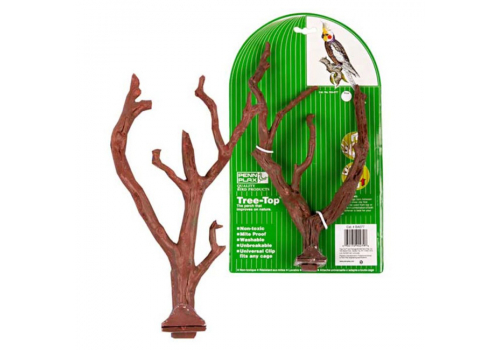 Жердочка для птиц Penn-Plax Ветка декоративная большая