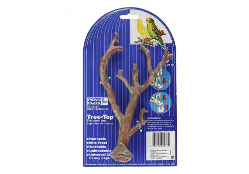 Жердочка для птиц Penn-Plax Ветка декоративная малая