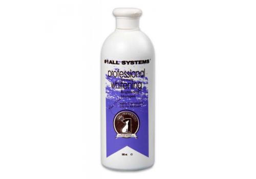 Шампунь 1 All Systems Whitening Shampoo отбеливающий для яркости окраса 500 мл