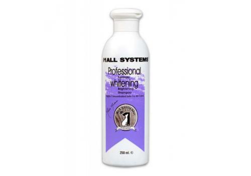 Шампунь 1 All Systems Whitening Shampoo отбеливающий для яркости окраса 250мл