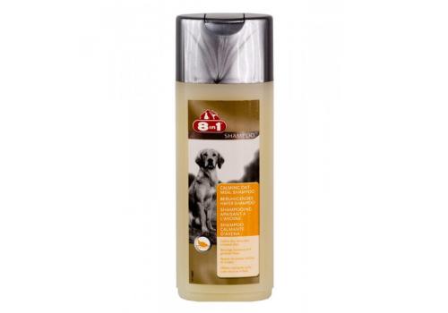 Шампунь 8in1 Natural Oatmeal Shampoo, успокаивающий, толокняный, 250мл
