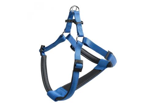 Шлейка Ferplast Daytona Large для собак, синяя (67-80см)