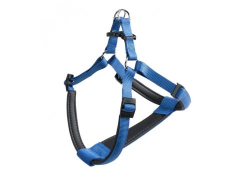 Шлейка Daytona Small для собак, синяя (42-52см)