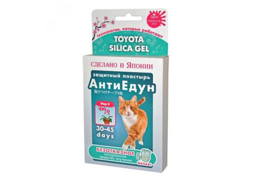 """Защитный пластырь Japan Premium Pet """"АнтиЕдун"""""""