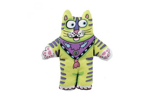 Игрушка для кошек FatCat Маленький котенок, мягкая