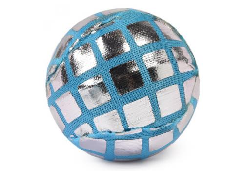 Игрушка для кошек Nobby Мяч с Блестками 4см (дисплей)