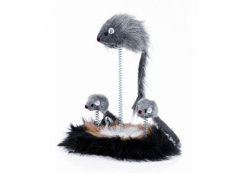 Игрушка для кошек Lilli Pet Пружина Bily 25х16см