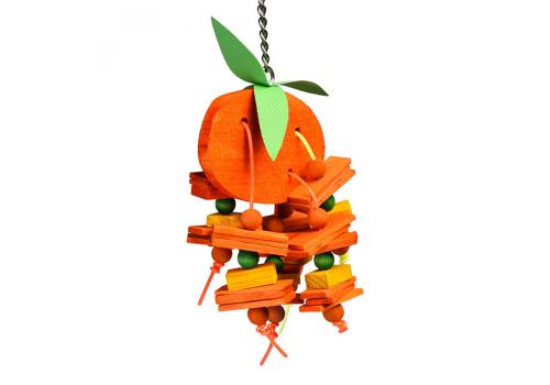 Игрушка для птиц Nobby Апельсин