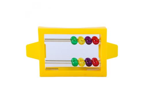 Игрушка для птиц Penn-Plax Зеркало с бусинками ВА507