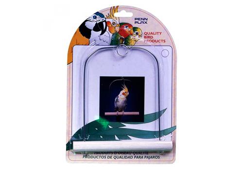 Игрушка для птиц Penn-Plax Качели дерево BA210
