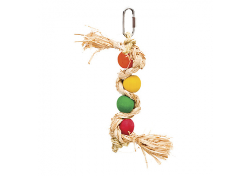 Игрушка для птиц Penn-Plax Подвеска с шариками 20см