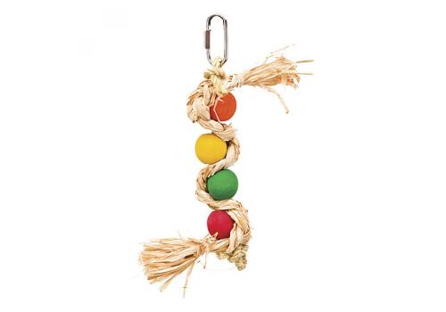 Игрушка для птиц Penn-Plax Подвеска с шариками 27.5см