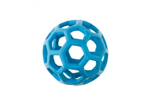 Игрушка для собак JW Мяч сетчатый каучуковый, оч.маленький (7см)