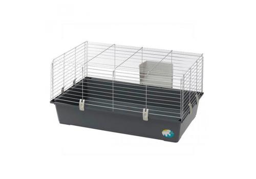 Клетка Ferplast Rabbit 100 Duplex бюджет для кроликов