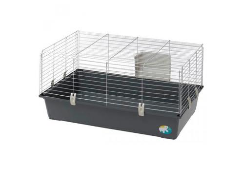 Клетка Ferplast Rabbit 100 для кроликов, без комплектации, цветная