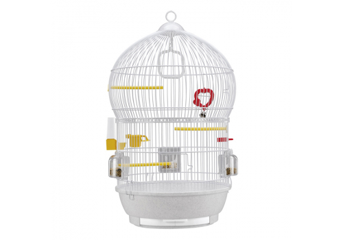 Клетка для птиц Ferplast Bali, белый