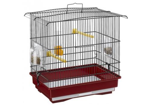 Клетка для птиц Ferplast Giusy, черный