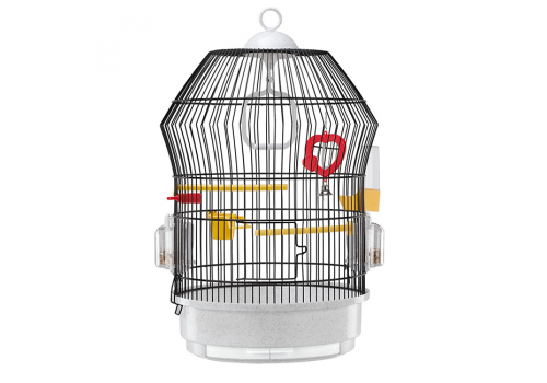 Клетка для птиц Ferplast Katy, черный