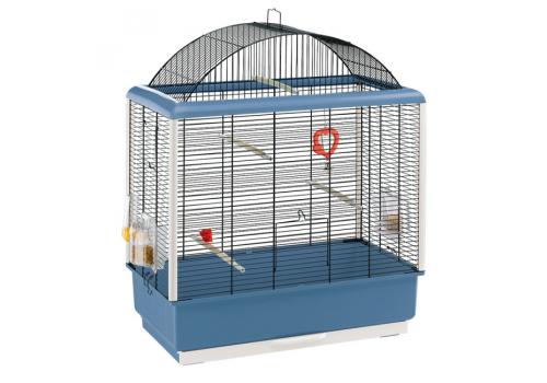 Клетка для птиц Ferplast PALLADIO 4 черная, 59 x 33 x 69 см