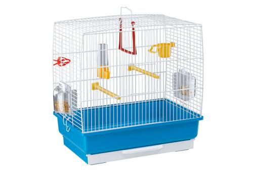 Клетка для птиц Ferplast Rekord 2, белый