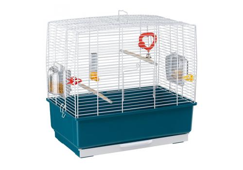 Клетка для птиц Ferplast Rekord 3, белый