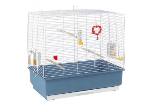 Клетка для птиц Ferplast Rekord 4, белый