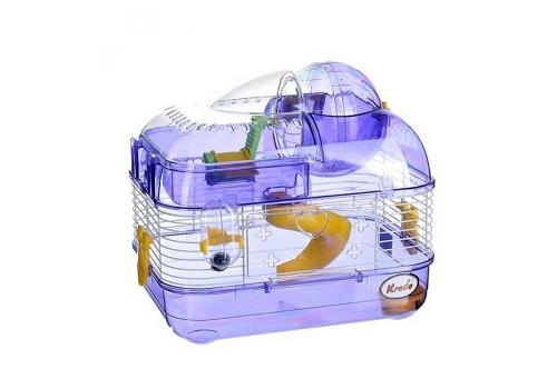 Клетка Kredo M-02 для хомяков и мелких грызунов