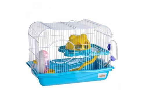 Клетка Kredo M-011 для хомяков и мелких грызунов