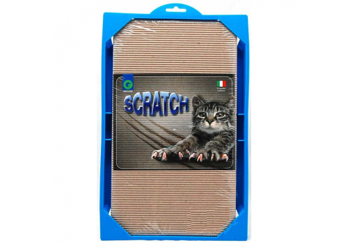 Когтеточка GeorPlast Scratch, серый