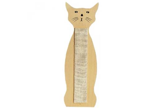 """Когтеточка-доска подвесная """"Кот"""", 50см"""