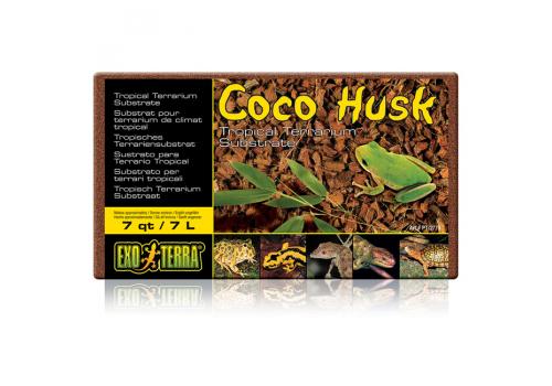 Кокосовая крошка Exo Terra Coco Husk, 7л