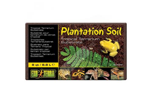 Кокосовая крошка Exo Terra Plantation Soil, 8.8л