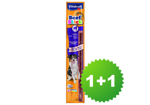 Колбаска Vitakraft Beef-Stick с ягненком 12г