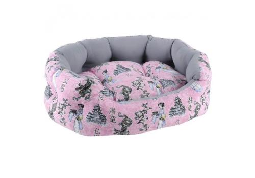 Лежак Fauna Int. Tokyo Pink, для собак и кошек