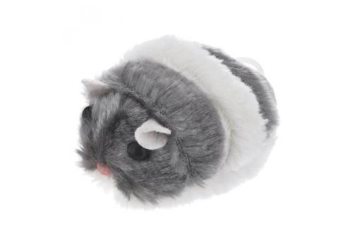 Игрушка для кошек Lilli Pet САТ, мышка вибрирующая, 8 см