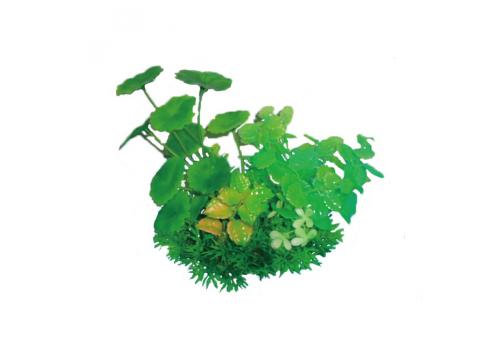 Композиция из пластиковых растений Prime PR-M615, 15см