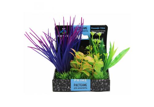 Композиция из пластиковых растений Prime PR-M617, 15см