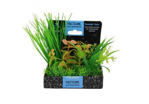 Композиция из пластиковых растений Prime PR-M620, 15см