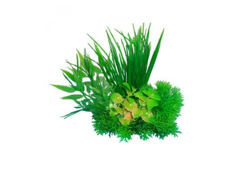 Композиция из пластиковых растений Prime PR-M622, 15см