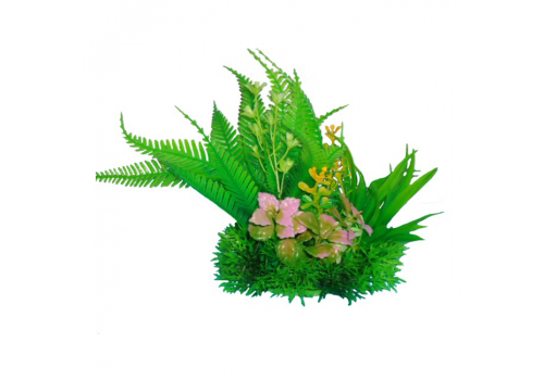 Композиция из пластиковых растений Prime PR-M626, 15см