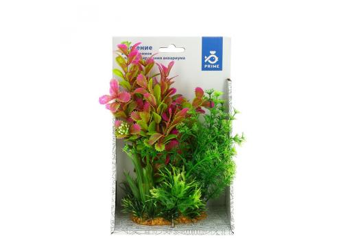 Композиция из пластиковых растений Prime PR-60204, 20см