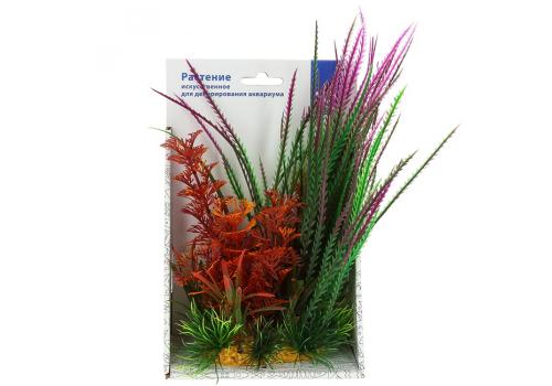 Композиция из пластиковых растений Prime PR-60212, 20см