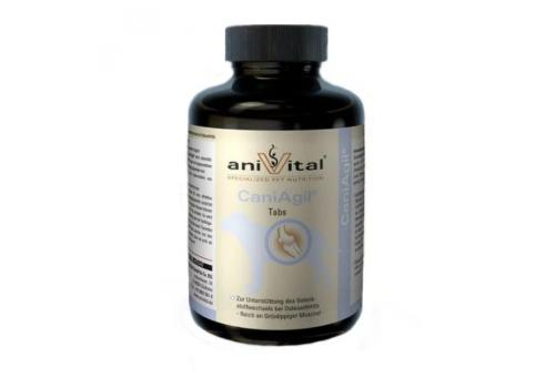 Пищевая добавка Anivital CaniAgil для суставов собак и щенков, 140г 60таб.
