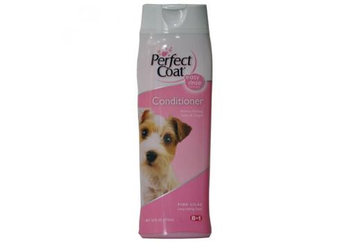 Кондиционер-ополаскиватель 8in1 Conditioning Rinse-Pink Lilac для собак, 473мл